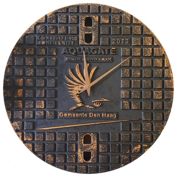 Putdekselklok Gemeente Den Haag