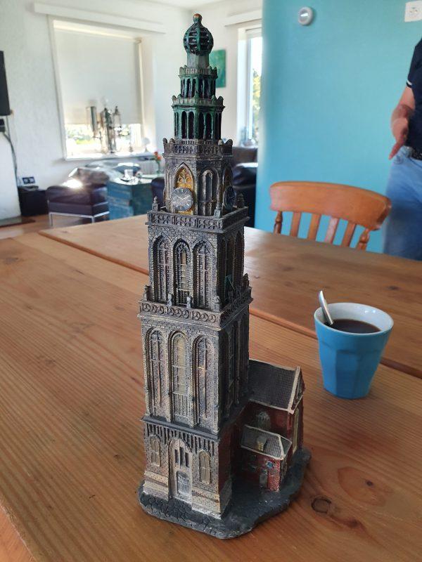 Beeld Martinitoren Groningen